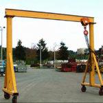 1 Ton Gantry Crane
