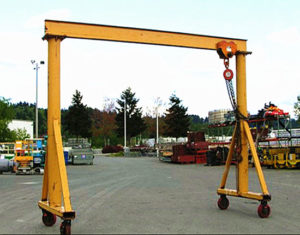 Gantry crane from Ellsen