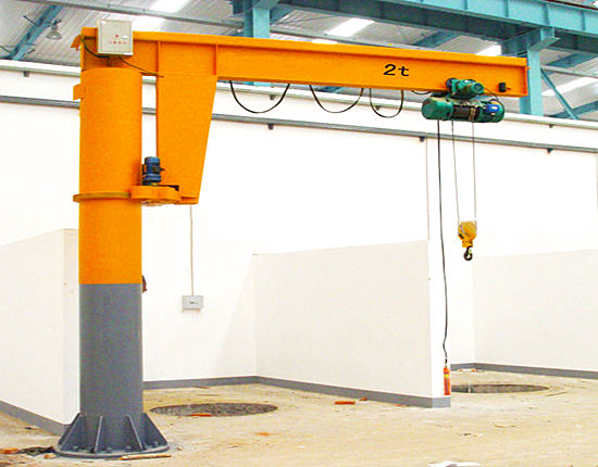 2 ton pillar jib crane for sale