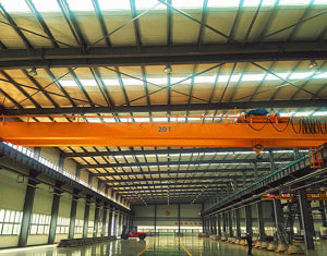 20 ton overhead crane provided by Aimix