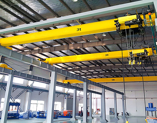Indoor overhead crane for sale