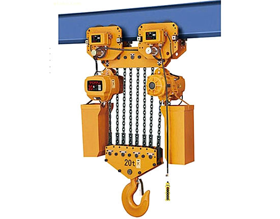 Chain hoist for sale