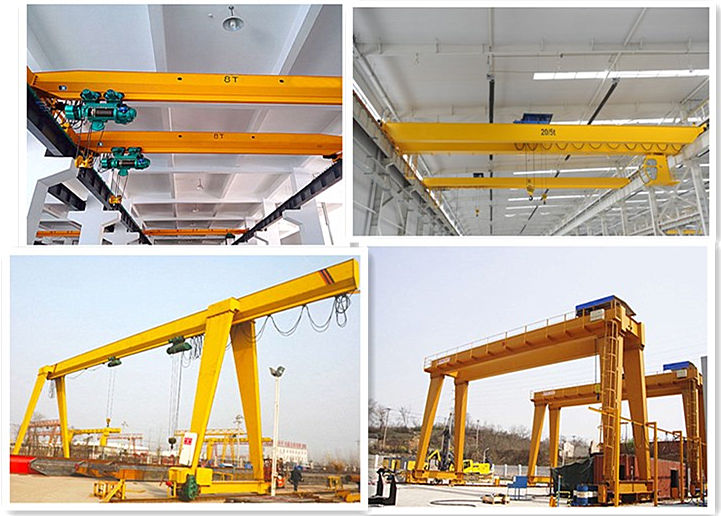 Ellsen cranes with good quality