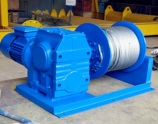 Ellsen electric winches