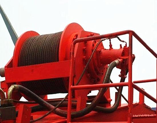 Hydraulic Winch for Sale