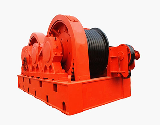 Ellsen industrial winch