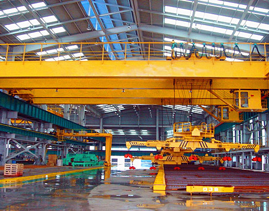 Ellsen magnetic crane for sale