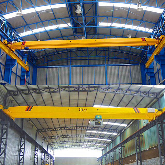 Single girder overhead cranes for sale