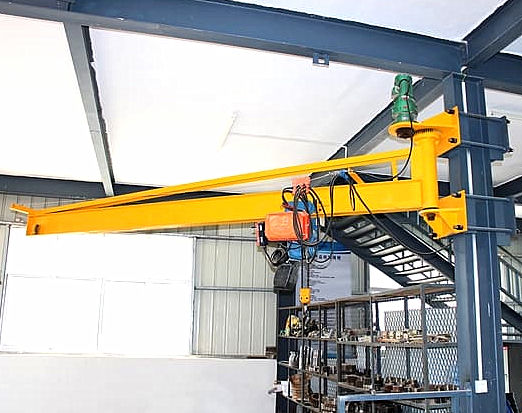 Wall mounted crane for sale