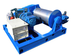 Ellsen winch with good quality