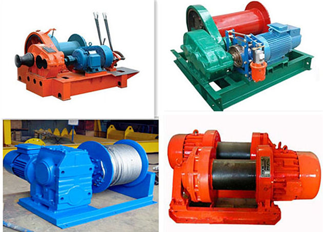 Ellsen electric winch with good working performance