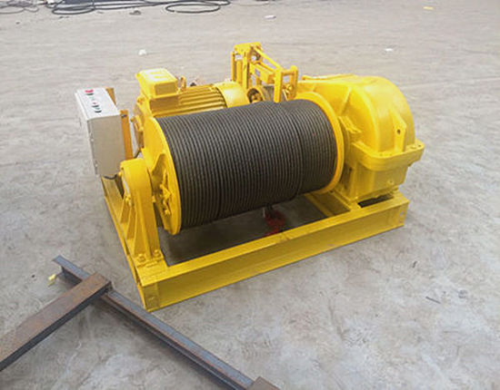 High speed winches for sale