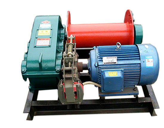 High speed winches provided by us