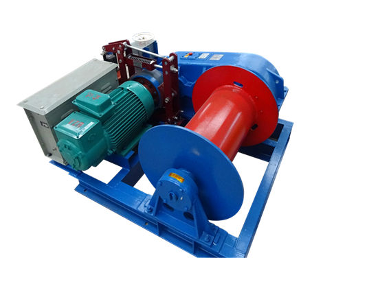 High speed winches from Ellsen