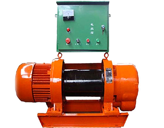 Fast speed winch from Ellsen
