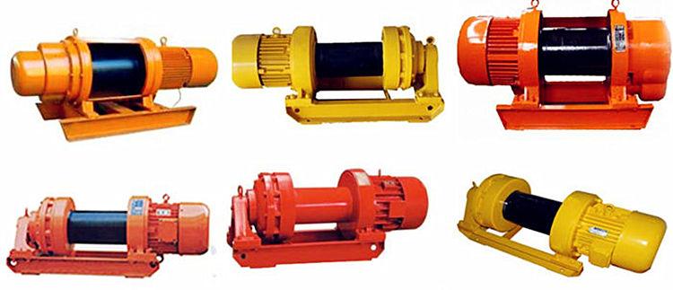 JKD series high speed winch