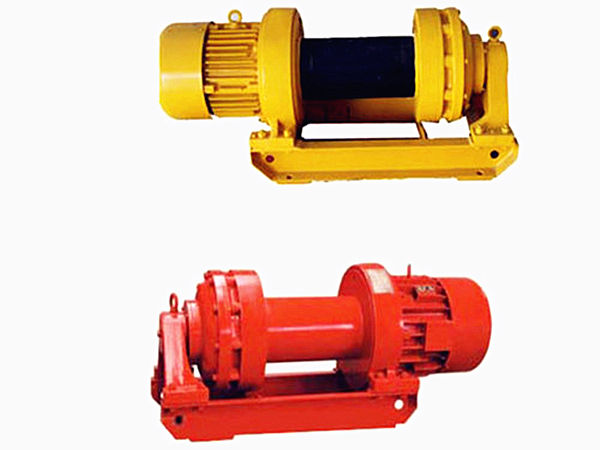 Light duty winches provided by Ellsen