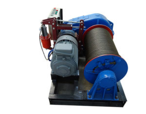 Ellsen electric winches with good quality