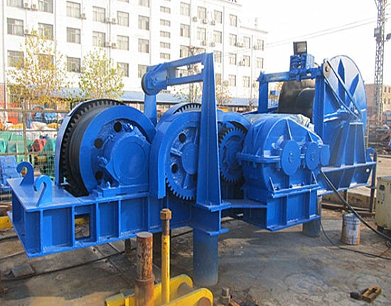 Slow speed friction winch for sale