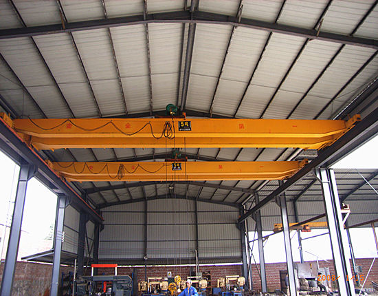 Double girder cranes for sale