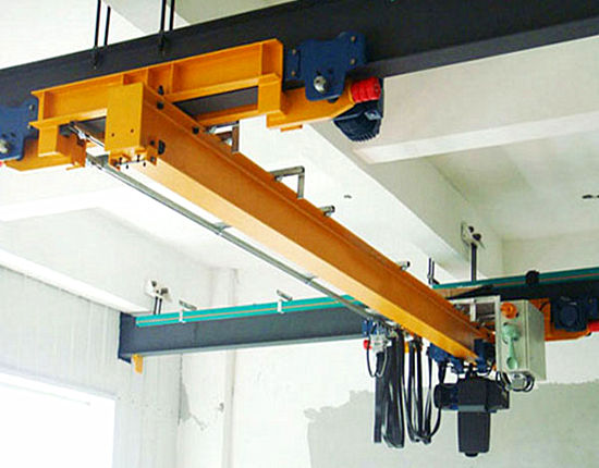 2 ton overhead crane with good quality