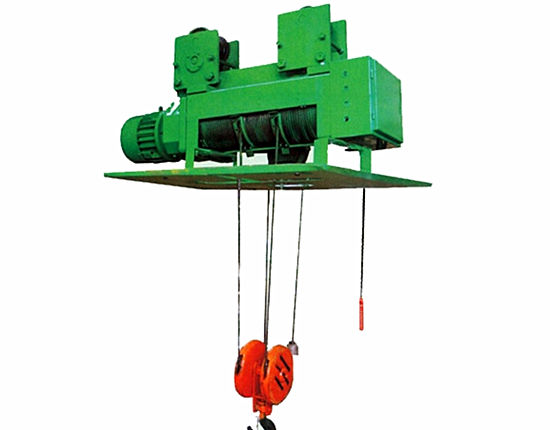 Electric hoists supplied by Ellsen