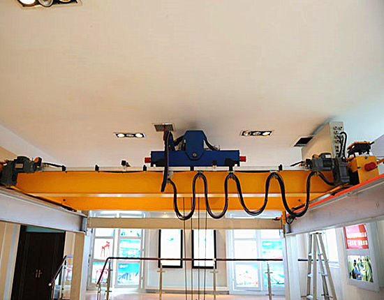 NLH double girder overhead crane for sale