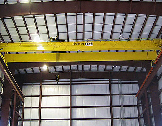 NLH double girder overhead crane