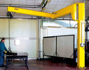Articulating jib crane for sale