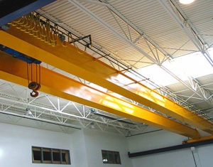 Double girder overhead crane from Aimix