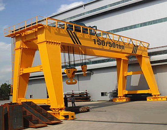 Ellsen gantry crane with good quality