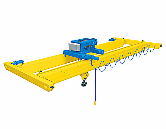 Double girder pendant crane for sale