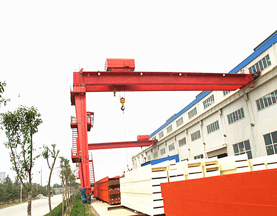 Semi gantry crane for sale