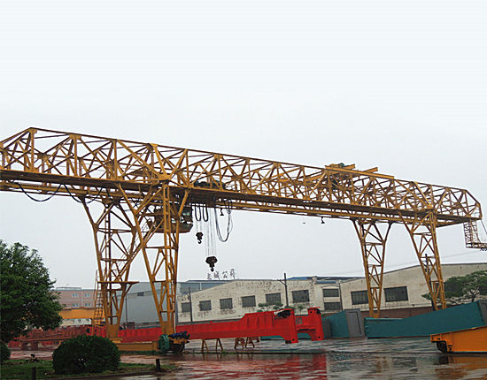 Double girder crane for sale