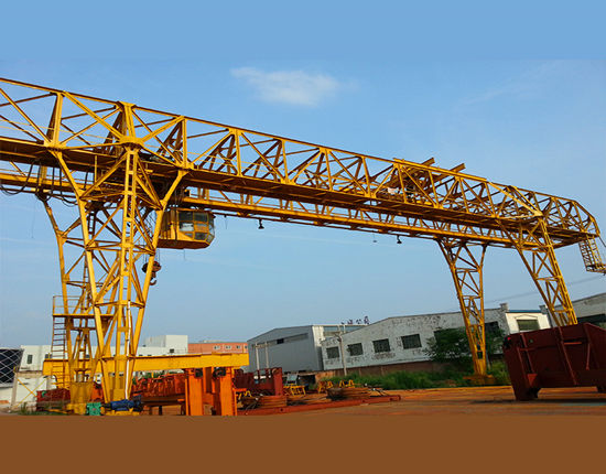 Truss gantry crane from Ellsen
