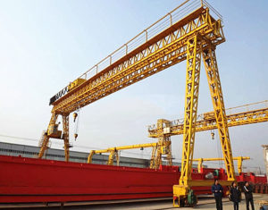 Truss crane for sale