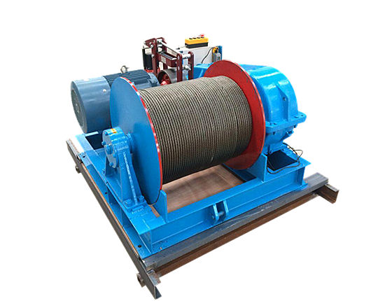 Electric cable winch for sale