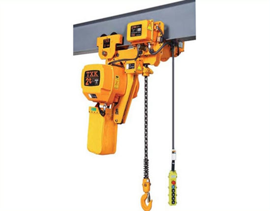 Electric Chain Hoist - Electric Hoists with Good Work Performance