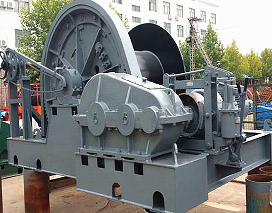 Ellsen winches with good quality