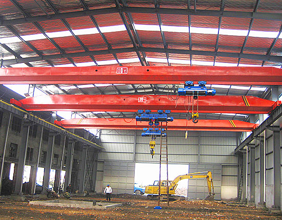 electric overhead cranes