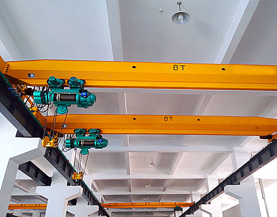 Electric overhead traveling crane for sale