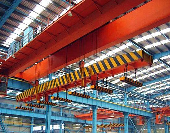 Ellsen Electromagnetic Overhead Crane