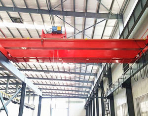 Explosion proof crane from Aimix