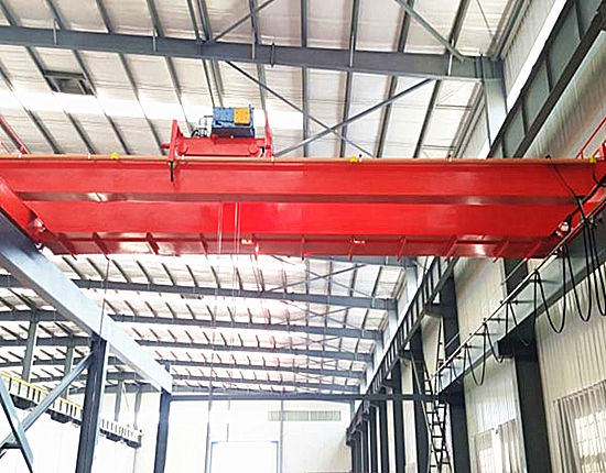 Explosion proof crane from Ellsen