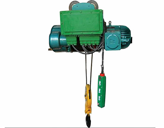 Explosion proof hoist for sale
