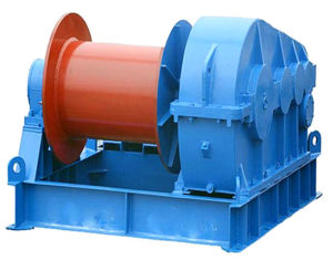 Heavy duty electric winch for sale