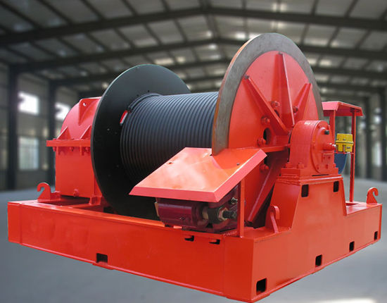 Ellsen heavy duty winch with good quality