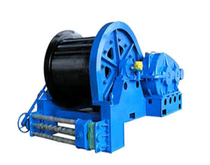 Ellsen heavy duty electric winch