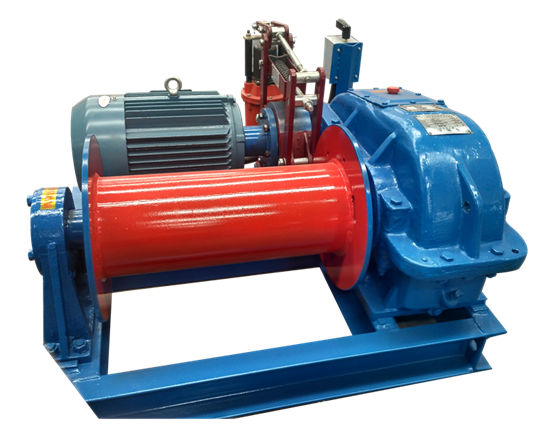 High speed winch for sale