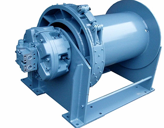 Ellsen hydraulic winches for sale